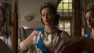 Fotograma de la segunda temporada de 'The Crown'.
