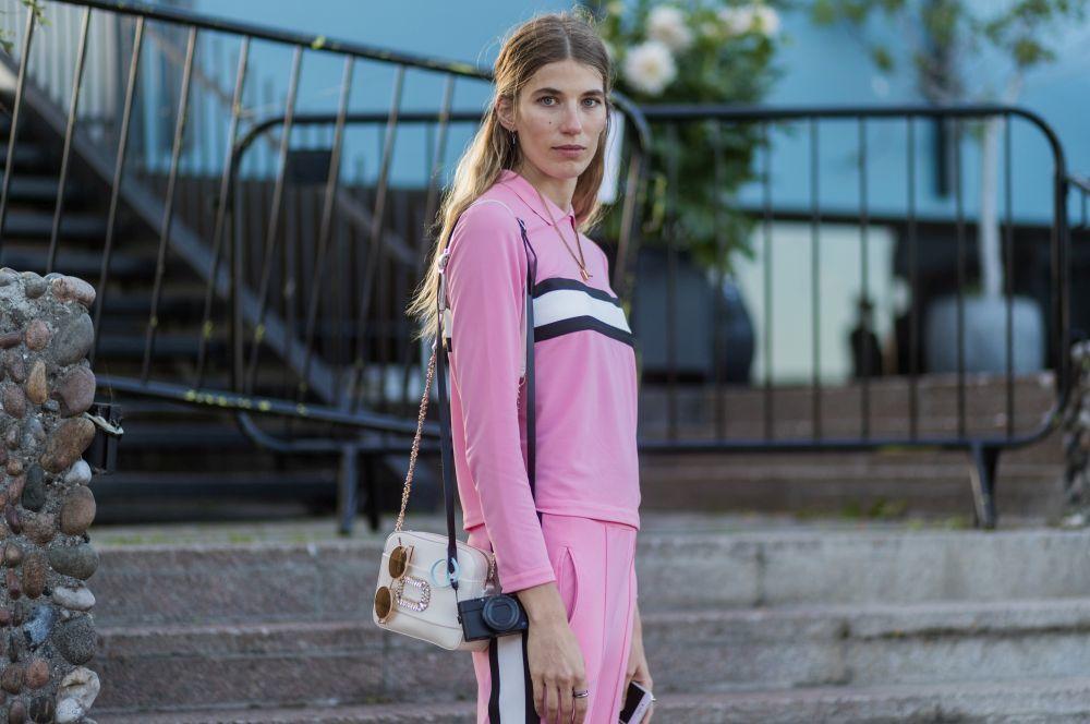 Veronika Heilbrunner también se ha dejado ver por las calles de...