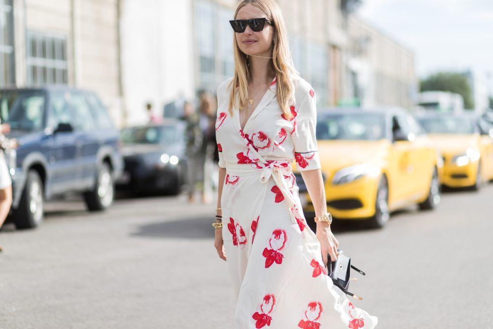 Pernille Teisbaek durante la última edición de la Copenhague Fashion...