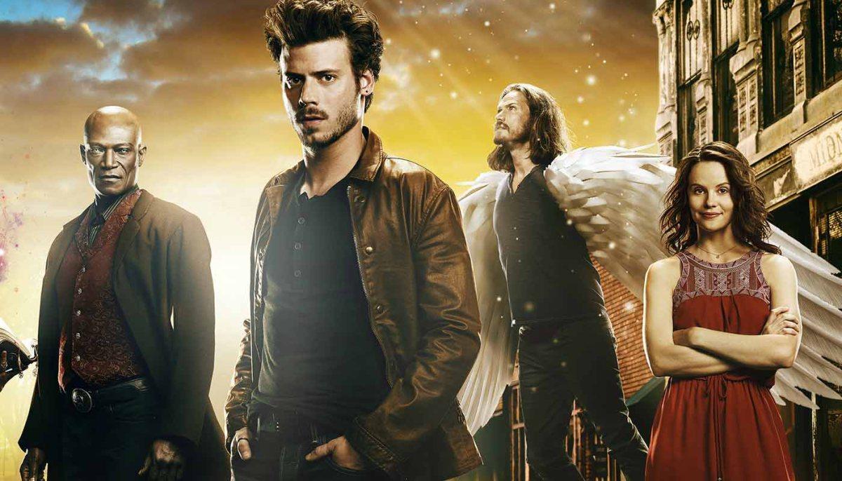 La gran apuesta de NBC, llega a Syfy España. Basada en las novelas de...