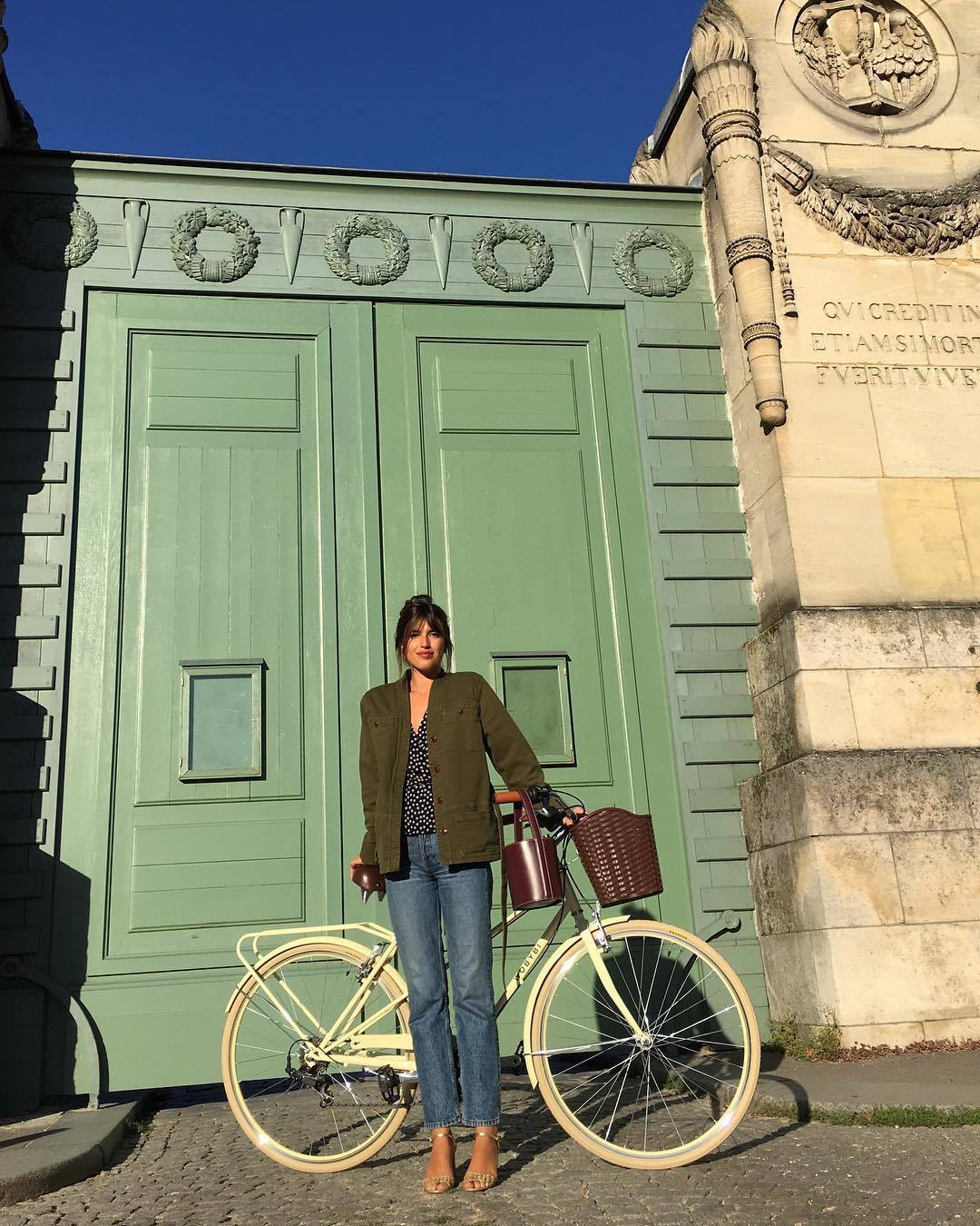Jeanne Damas en París