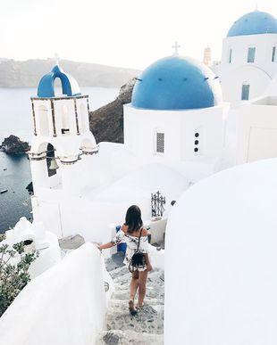 Los mejores destinos según las reinas de Instagram