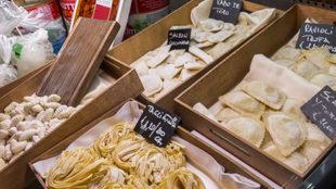 El nuevo restaurante ¡Tu! Pasta llega a Madrid frente al Retiro