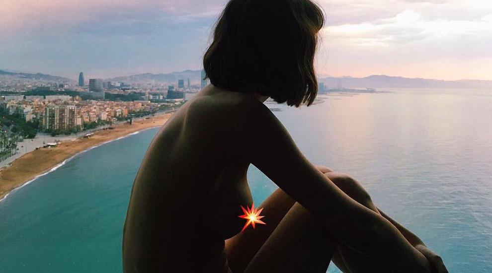 Úrsula Corberó  reinvindica la belleza mostrando sus curvas tal cual...