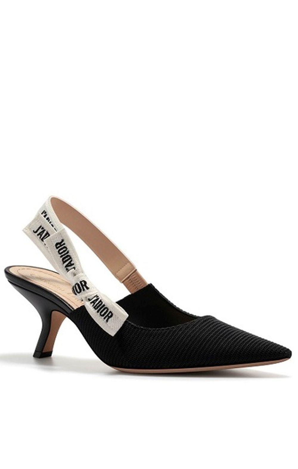 Zapato de tacón, Dior (c.p.v).