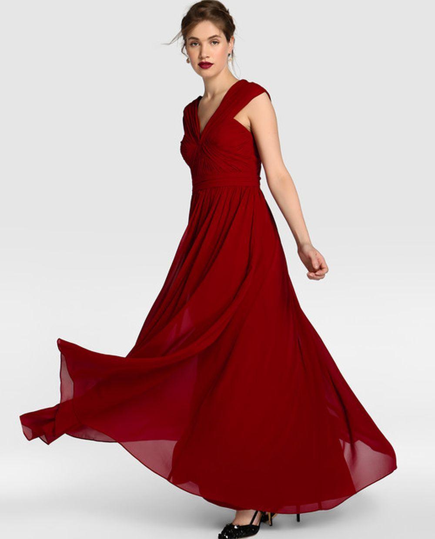 Vestido Vera Wang para Tintoretto (259 euros)