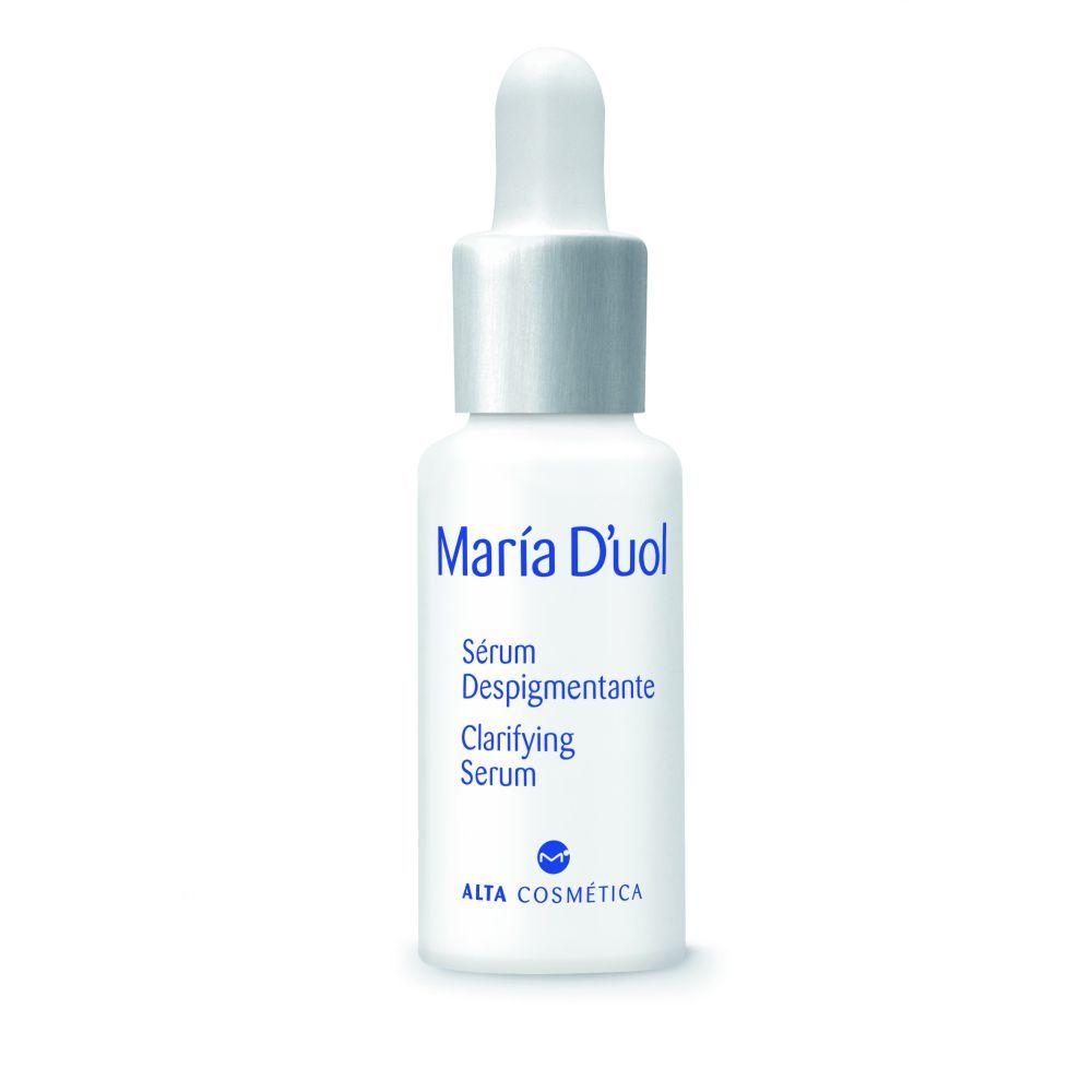 El sérum despigmentante de María Duol está creado para combatir...