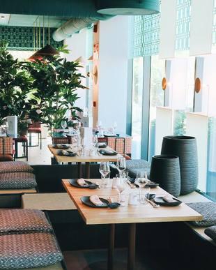 El último restaurante de Grupo Larrumba rinde homenaje a la...