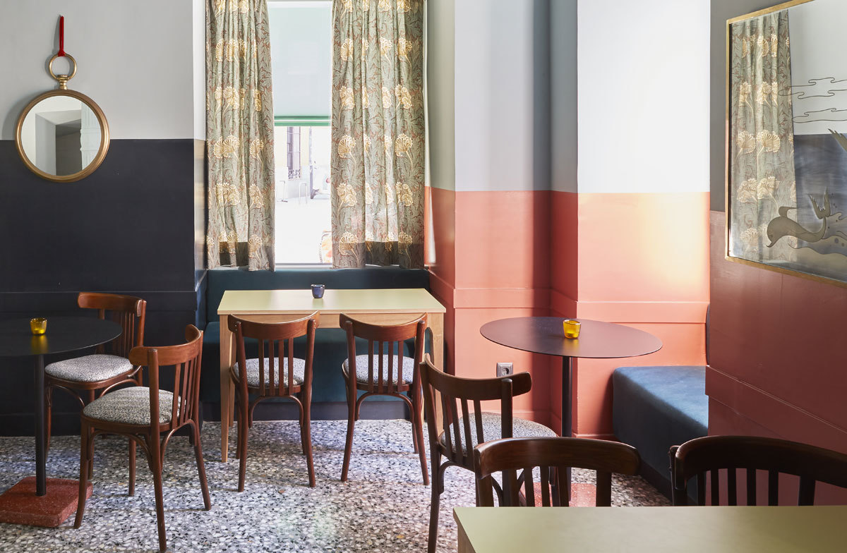 Café del Nuncio.
