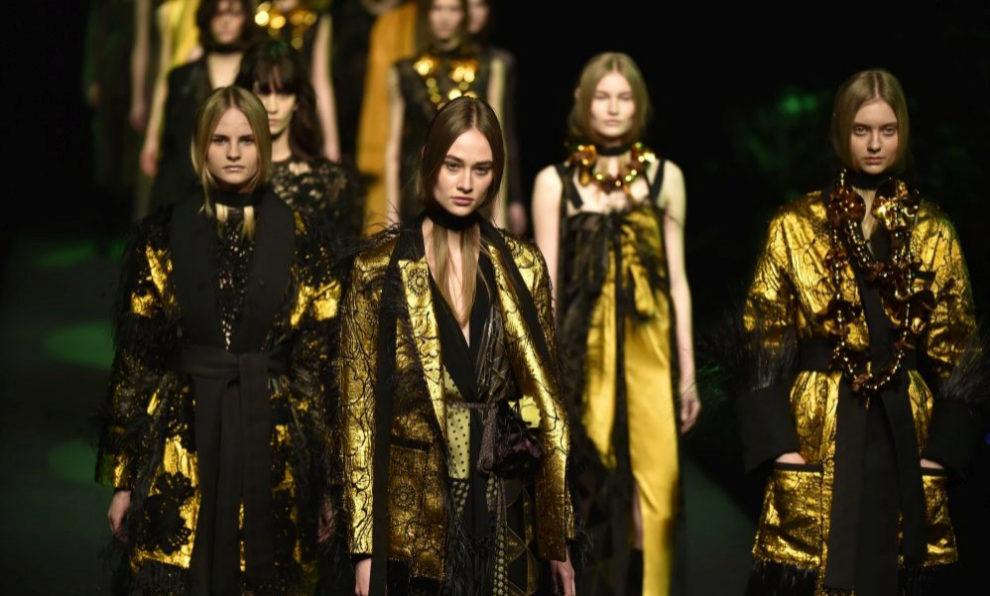 Desfile de Juan Vidal en la Madrid Fashion Week