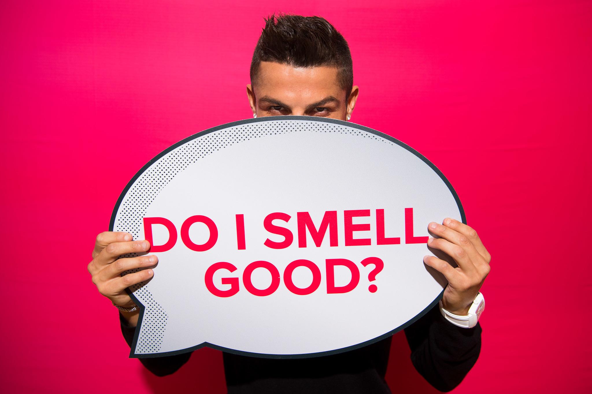 """""""Quiero que este perfume inspire a mis fans a tener la confianza para..."""