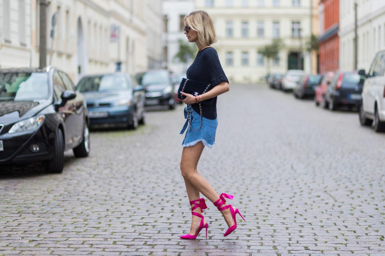 El street style le rinde pleitesía y las celebs apuestan por ella....