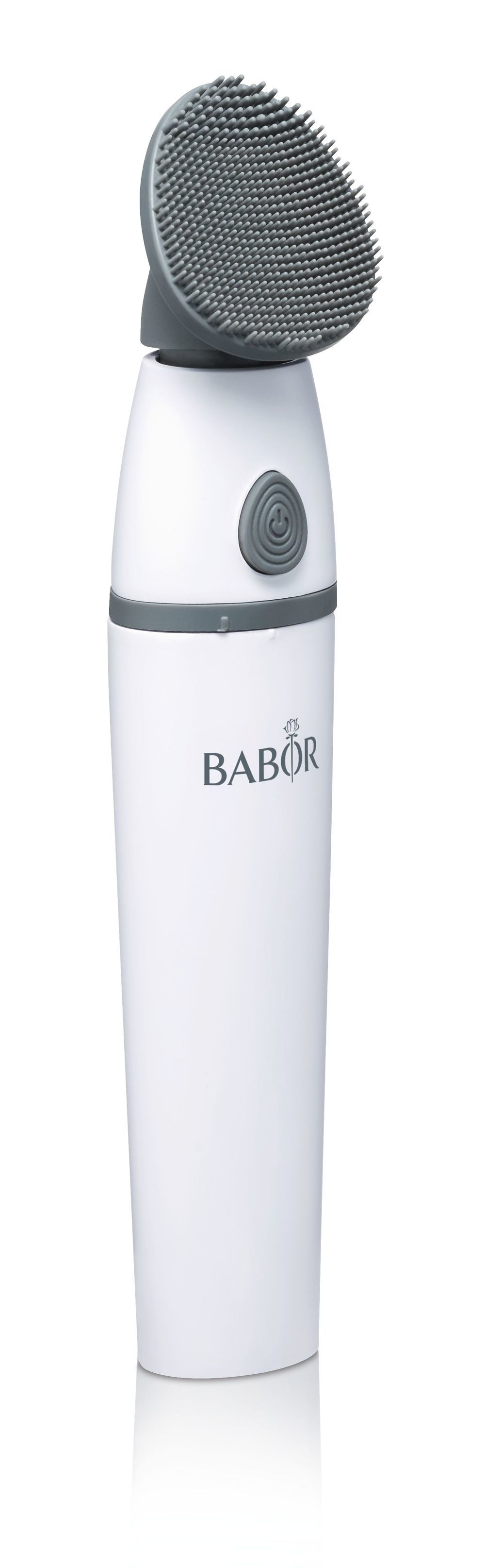 Cepillo limpiador de silicona de Babor.