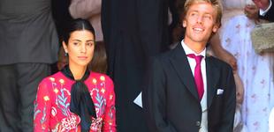 Deslumbró en la boda del hijo de Ernesto de Hannover con Ekaterina...