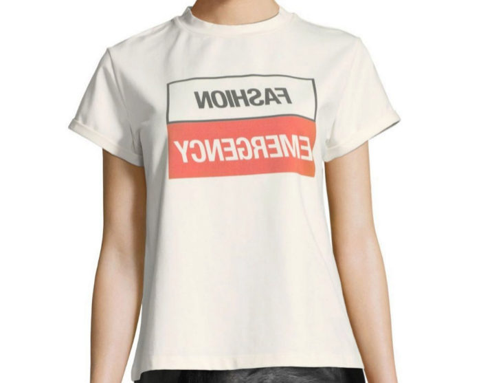 Camiseta de BAT GIO by Giovanna Battaglia Engelbert (148 euros)
