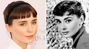 El corte de Rooney Mara inspirado en Audrey Hepburn puede lucirse con...