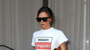 Victoria Beckham, nuestro look del día