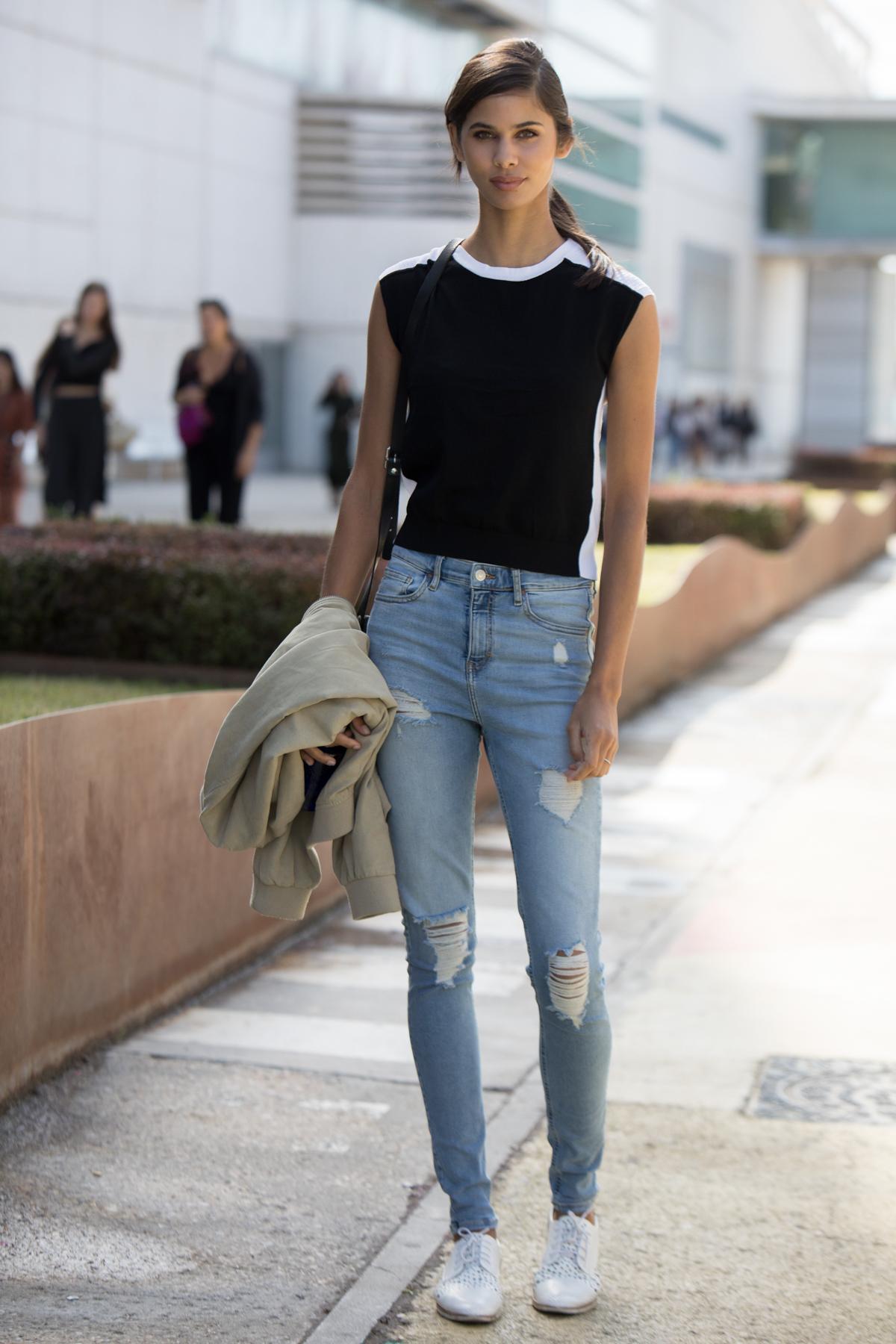 Street Style En Madrid Fashion Week D A 3 Street Style En