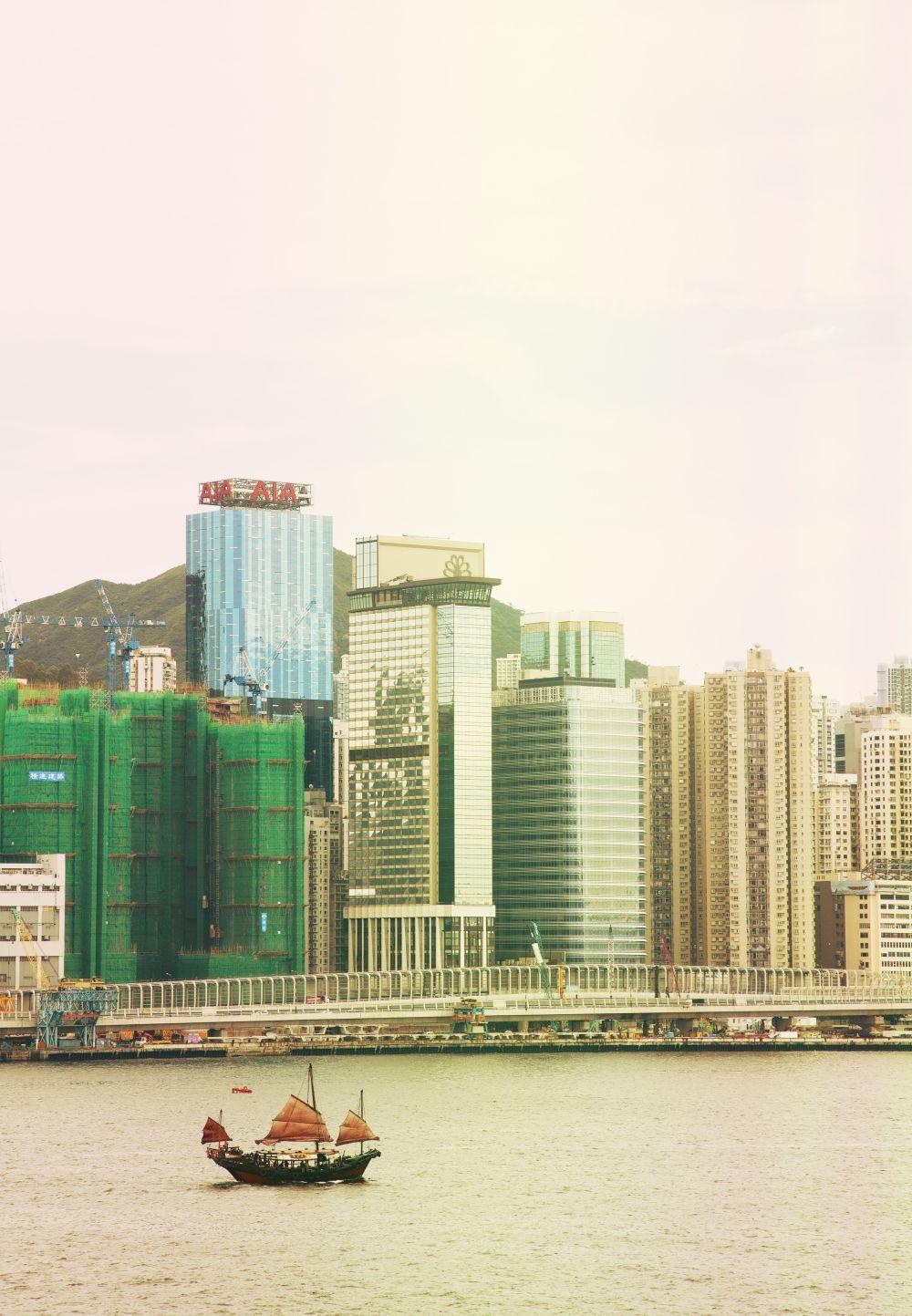 Viaje: 48 horas en Hong Kong
