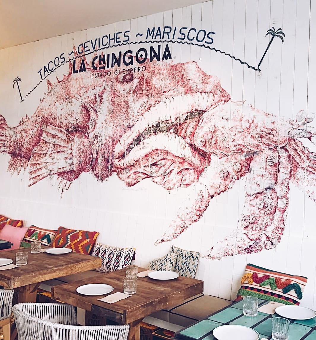 La Chingona