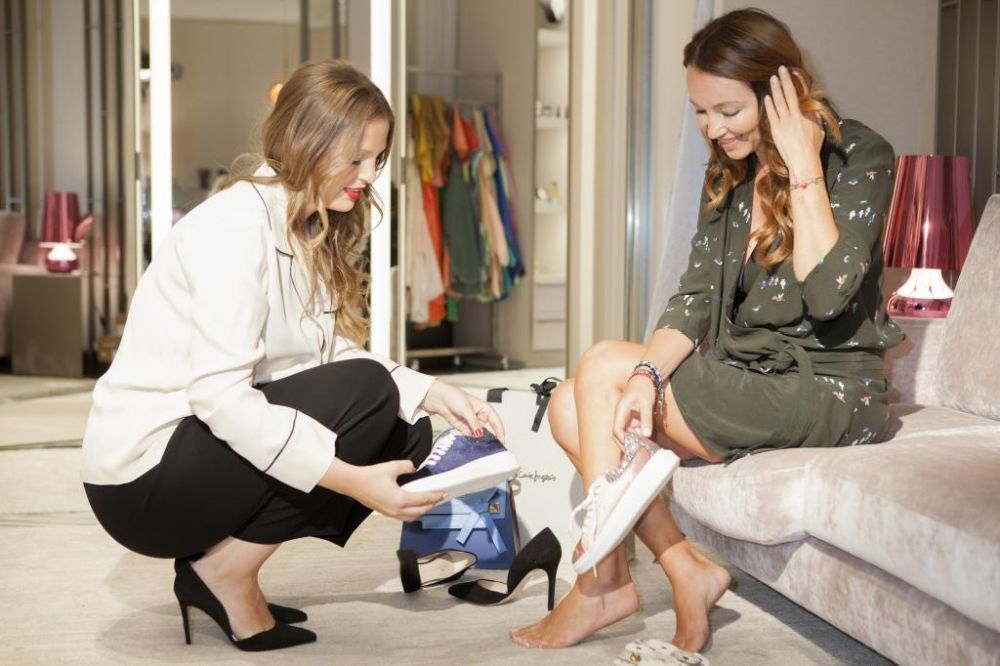 Coaching de estilo y personal Shopper