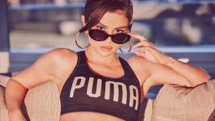 La polifacética Selena Gómez anuncia que colaborará con Puma como...