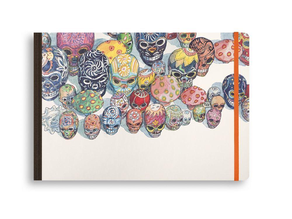 Libro de viaje de México