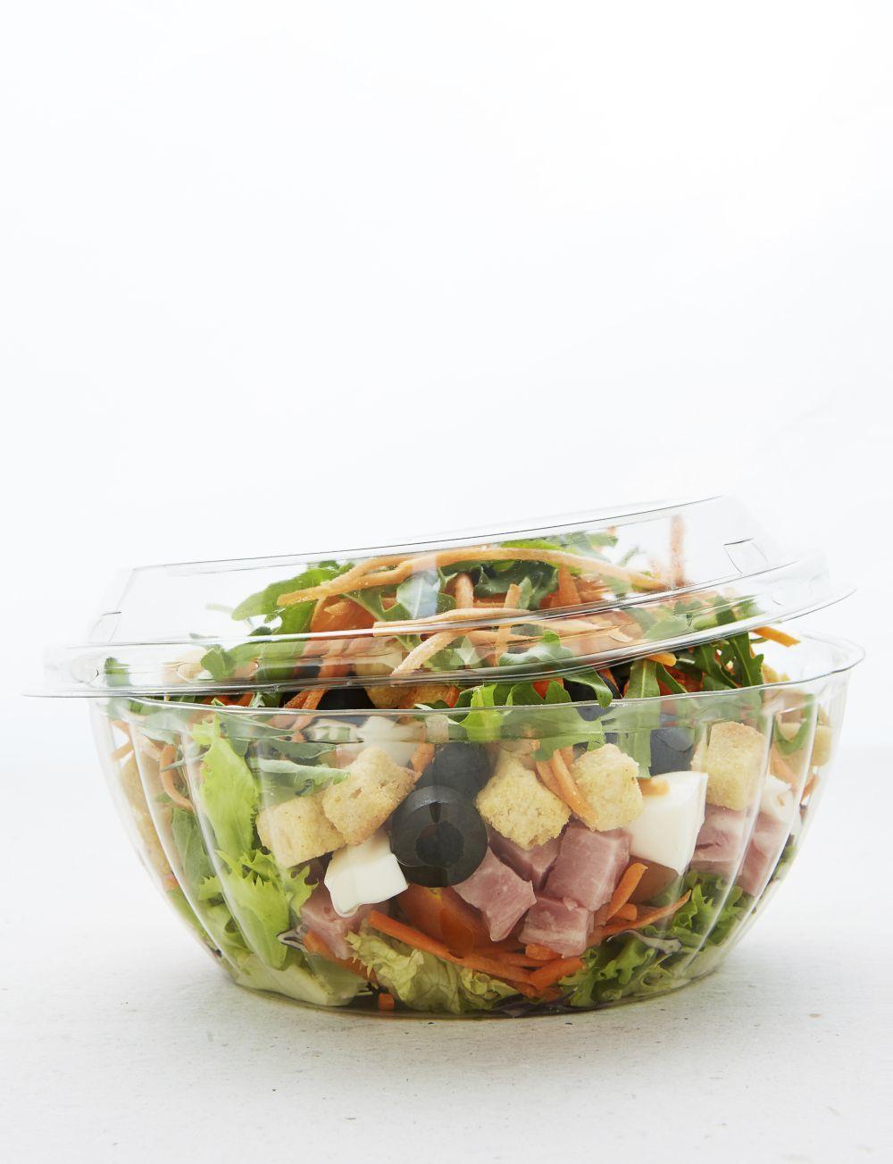 ¿Qué ensalada es mejor? Casera Vs Comprada