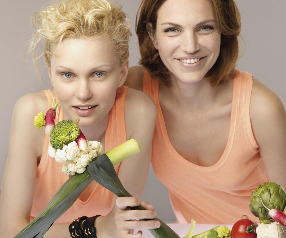 En la dieta alcalina detox no faltan las verduras y las frutas de...