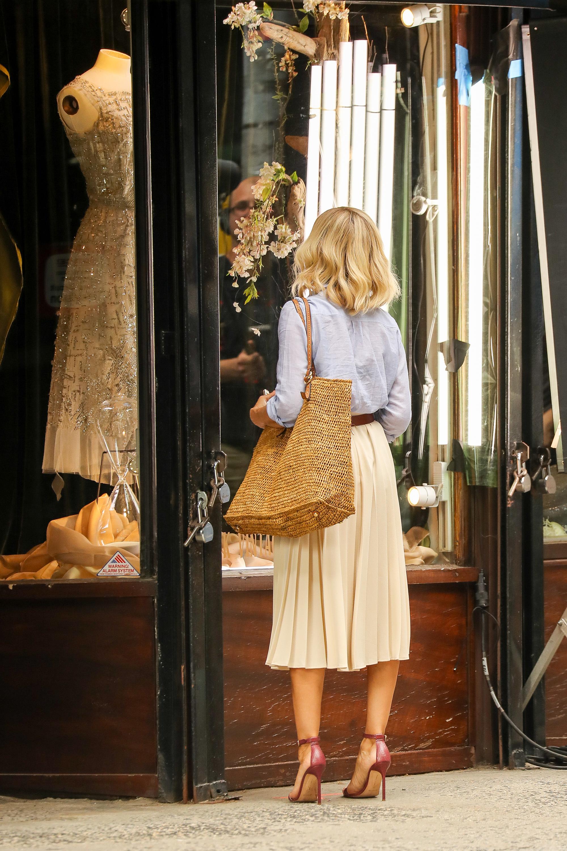 Sarah Jessica Parker será la guía del mejor shopping por Nueva York