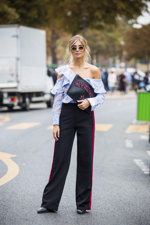 La instagrammer Xenia van der Woodsen protagoniza el look del día.