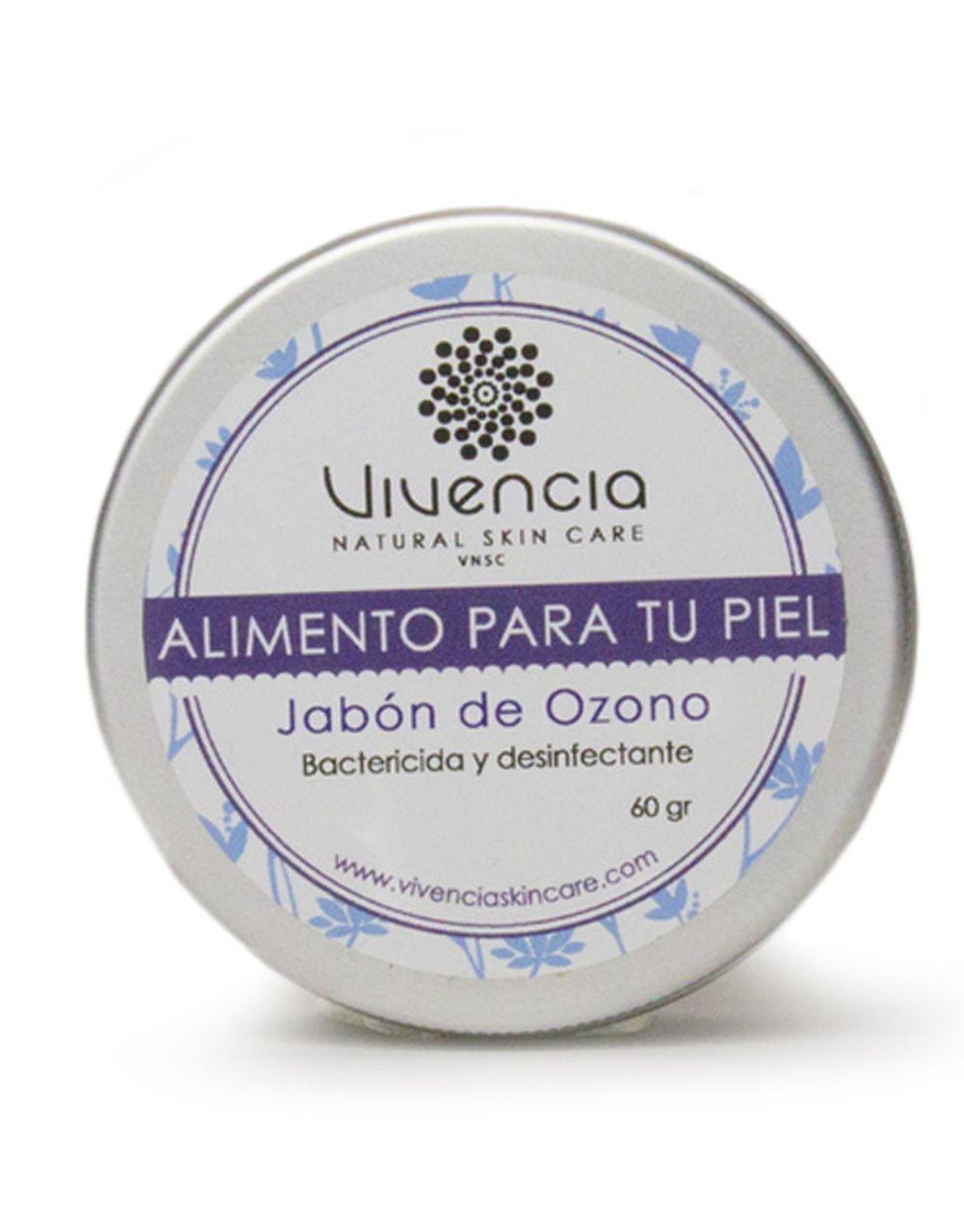 Pastilla de jabón efecto bactericida y desinfectante que promete...