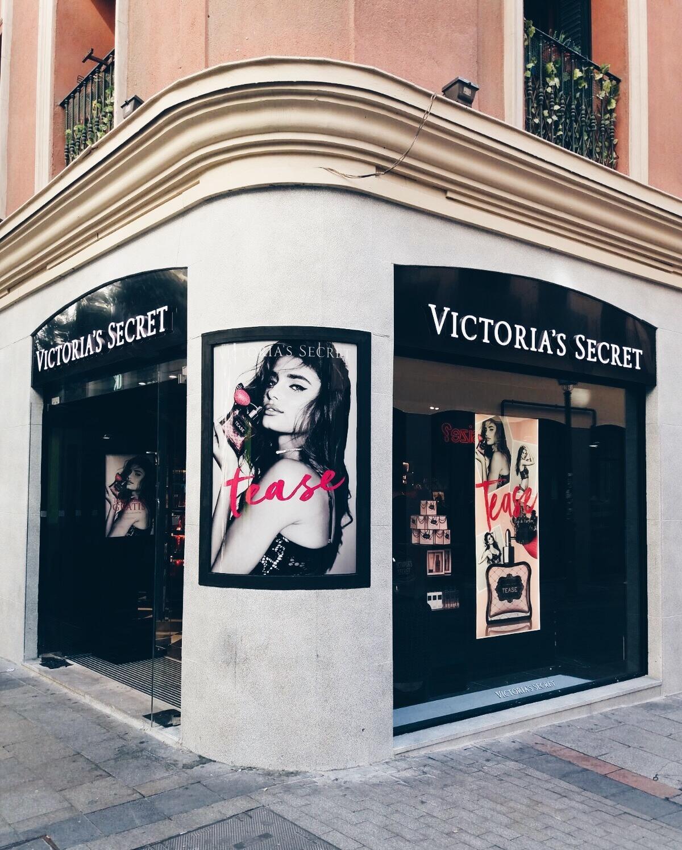 Así es la tienda de Victoria's Secret en la calle Fuencarral de...