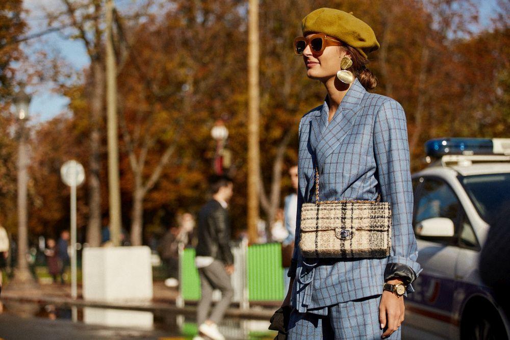 En este caso, París nos inspira para conseguir el outfit perfecto de...