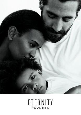 Anuncio publicitario de la nueva campaña de Calvin Klein