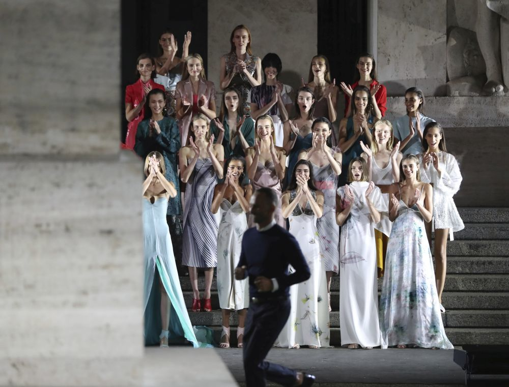 Desfile Salvatore Ferragamo en la Semana de la Moda de Milán