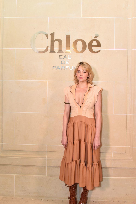 La actriz Haley Bennett, nuevo rostro de Chloé.