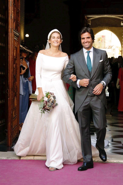 Isabel Montes y Álvaro Sanchís