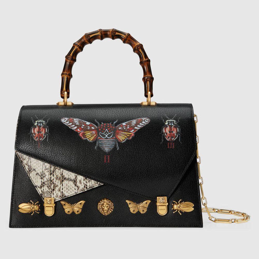 Bolso para hombro y mano de Gucci (3.500 euros)