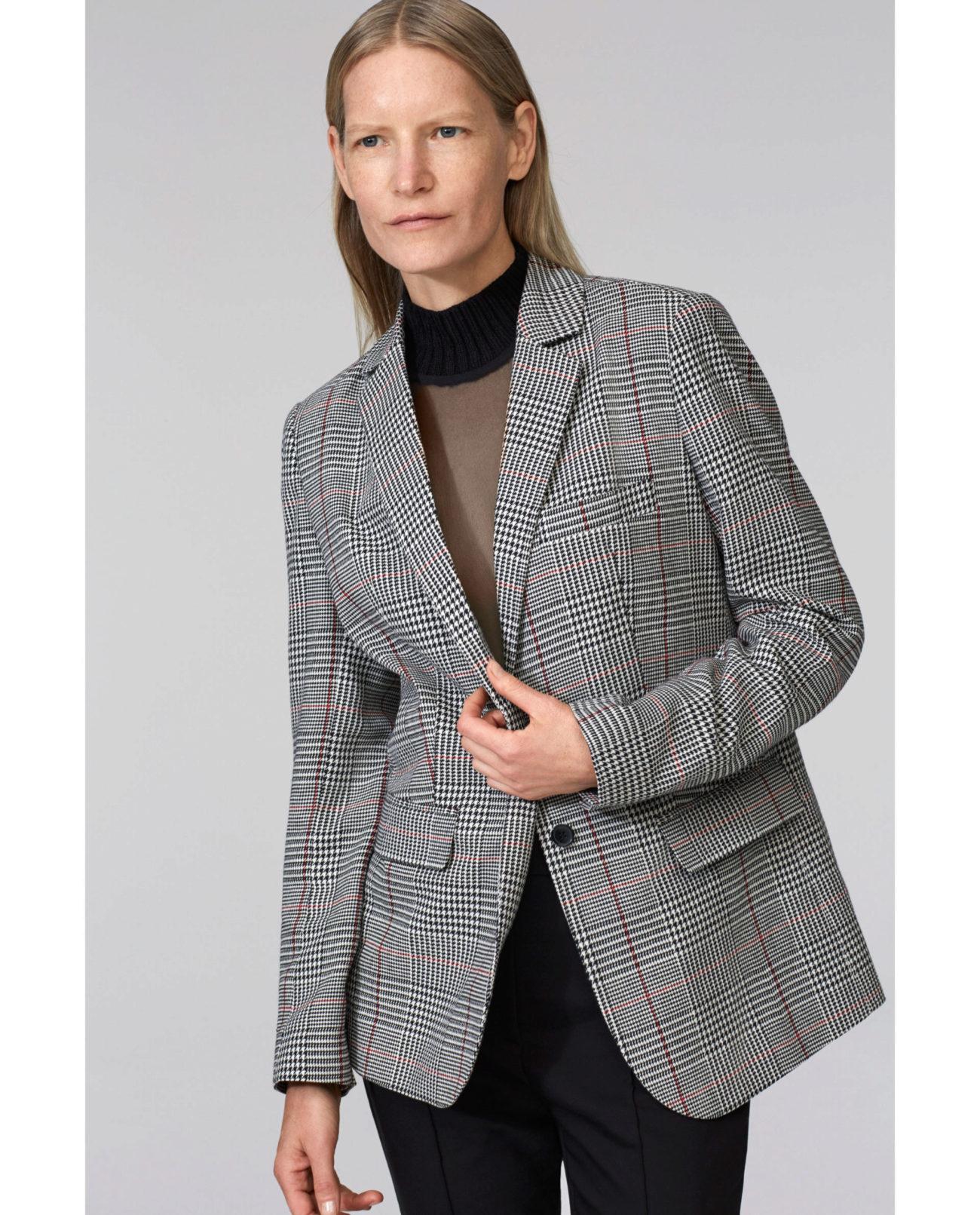 muchos estilos 100% Calidad profesional Blazer de cuadros, de Zara (39,95 euros) | Timeless II ...