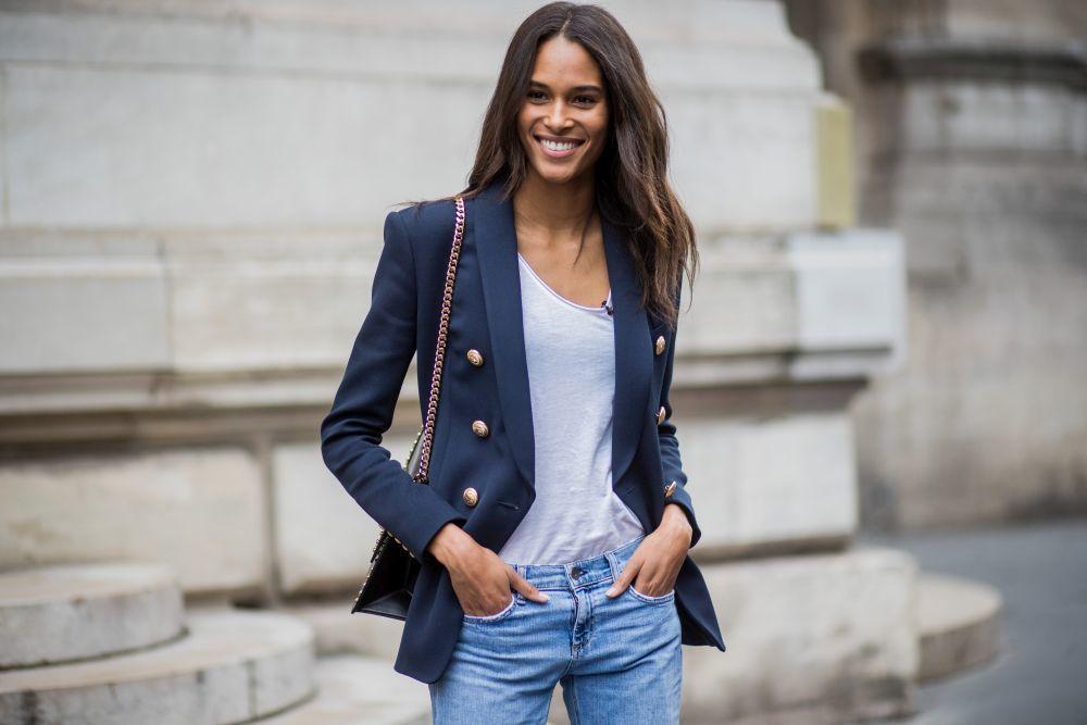 Modelos, celebs e influencers siguen sin renunciar al jeans. Pero,...
