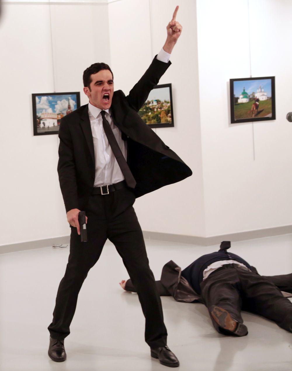 Un asesinato en Turquía.