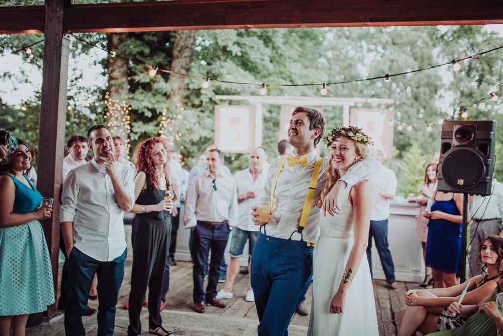 Del original vídeo de boda se encargaron los profesionales de...