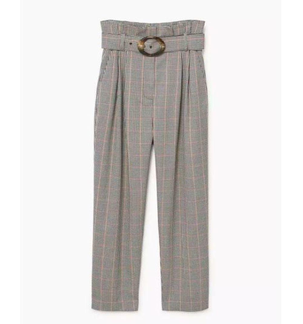Pantalones de Mango (39.99 euros)