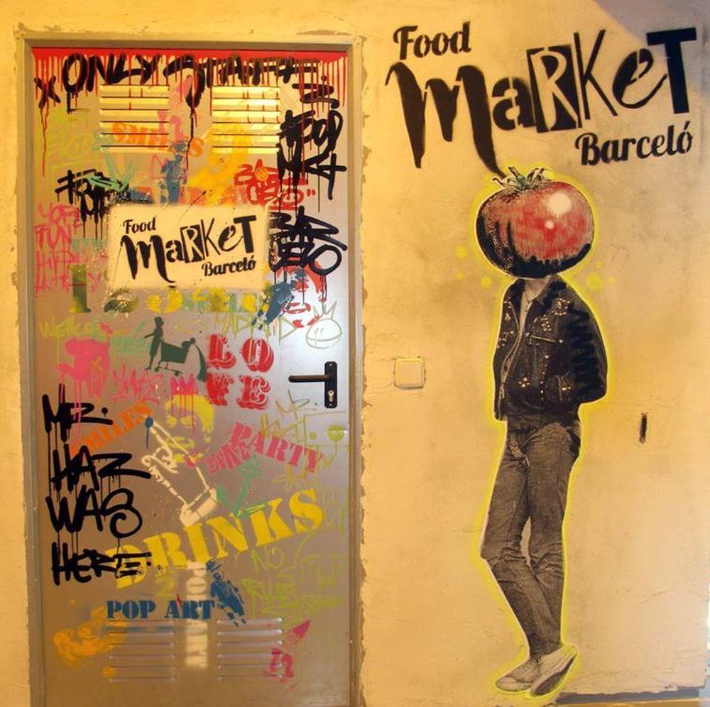 Food Market Barceló!