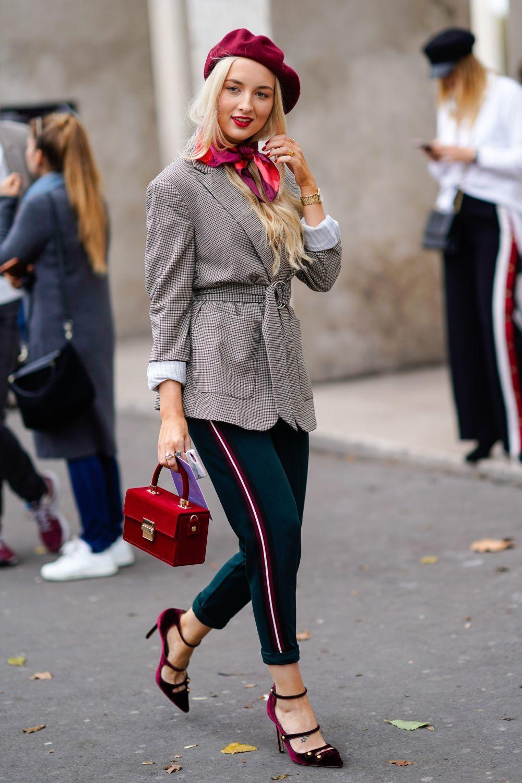 El street style de París ya apuesta por esta tendencia.