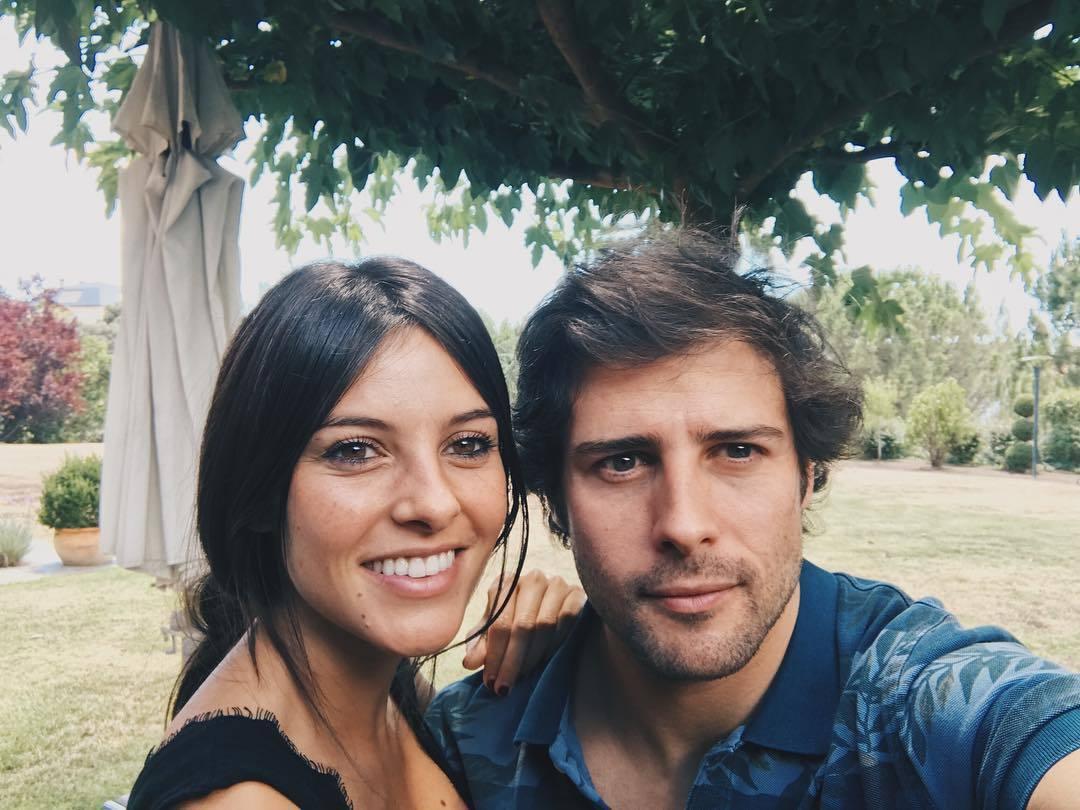 Marta y Javier Cocheteux, autores de El lunes cierro el pico.