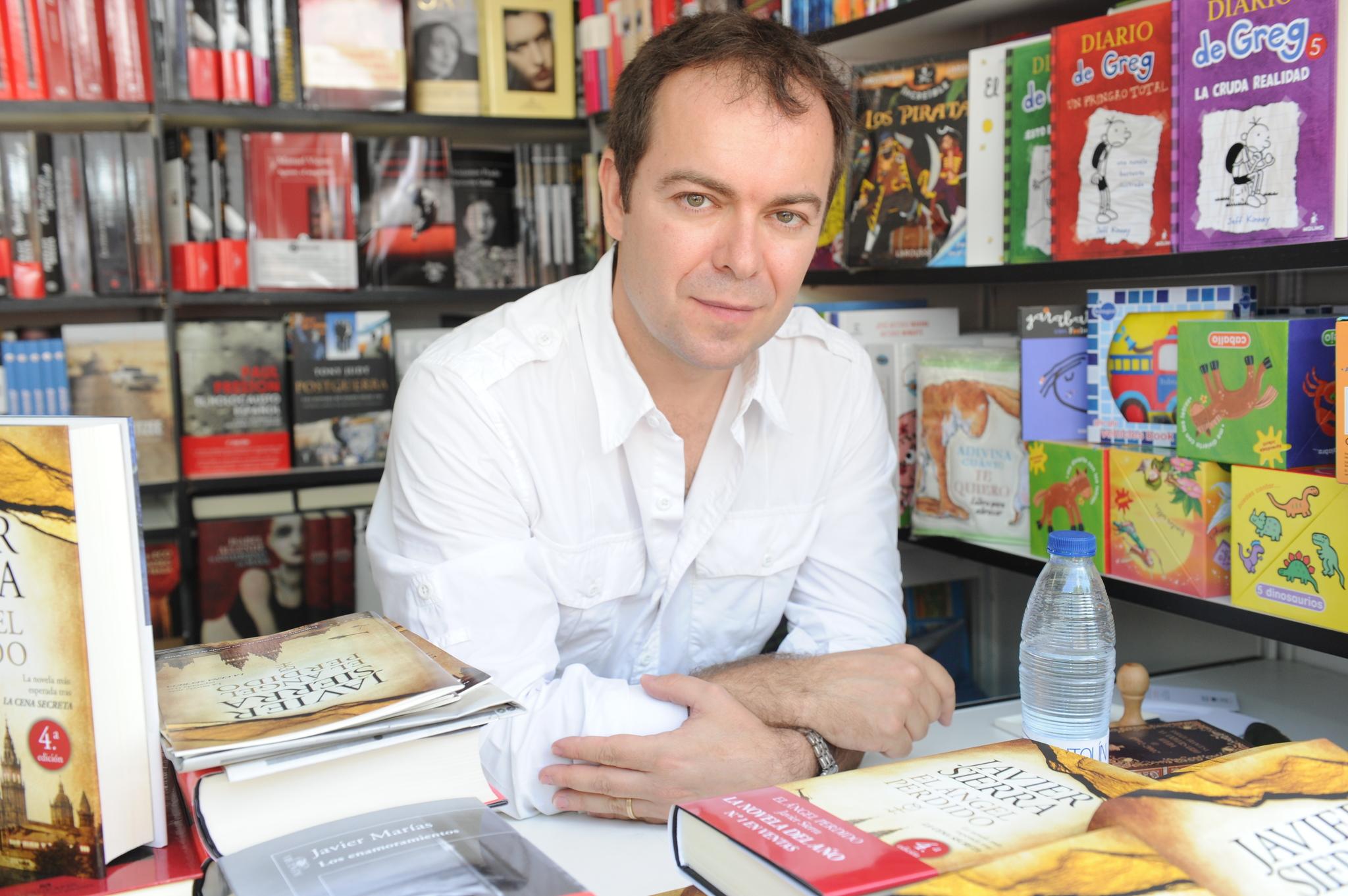 Javier Sierra, ganador del Premio Planeta 2017.