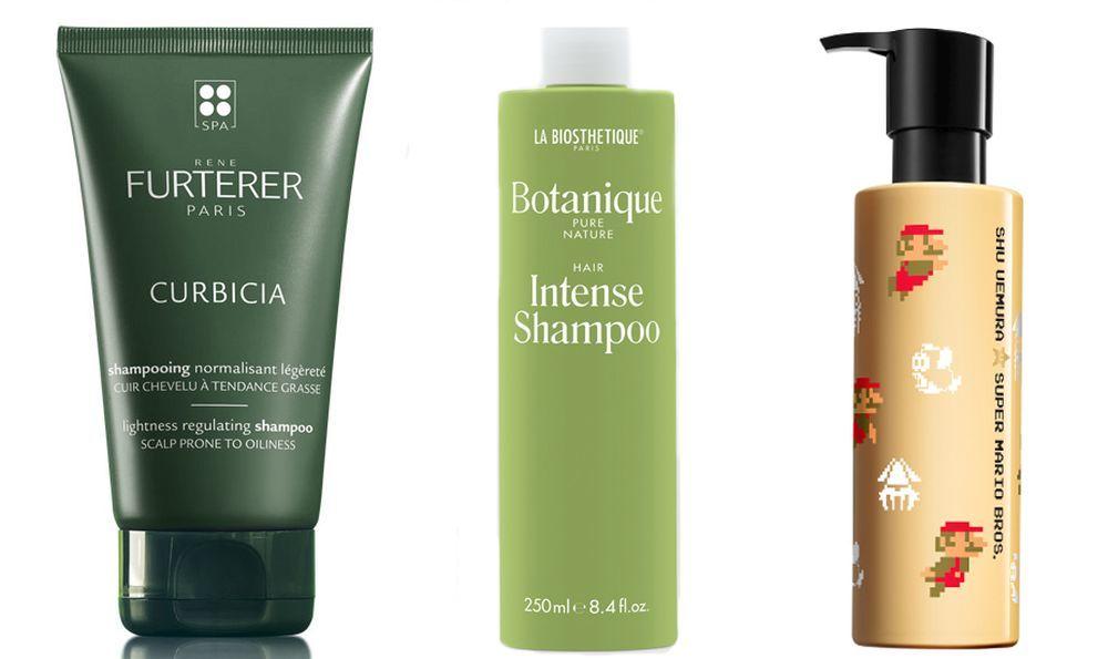 Champú purificante para pelo con tendencia grasa Curbicia de René...