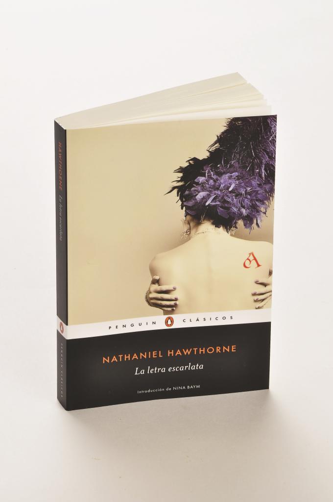 La letra escarlata, de Nathaniel Hawthorne
